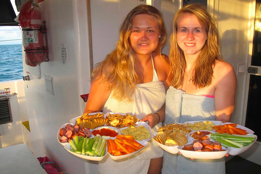 Croisière en catamaran Whitsunday