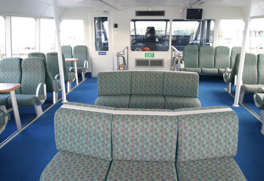 Silversonic bateau