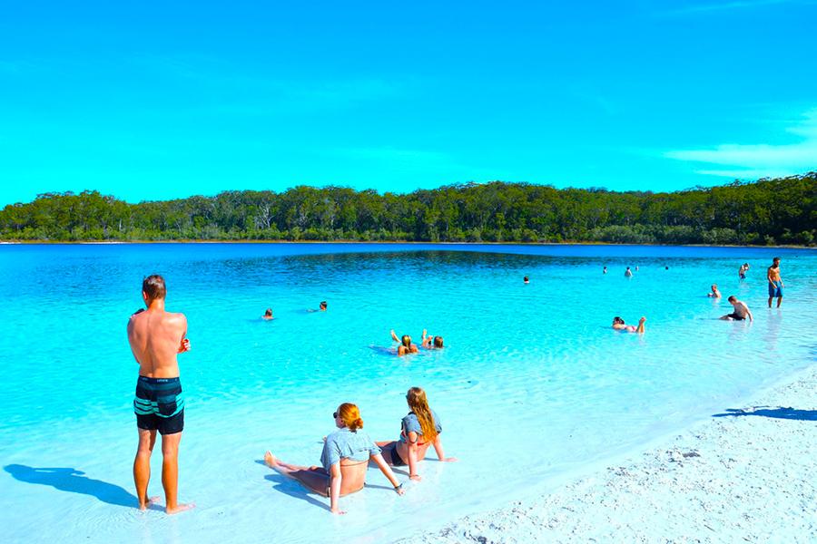 3 jours Fraser Island
