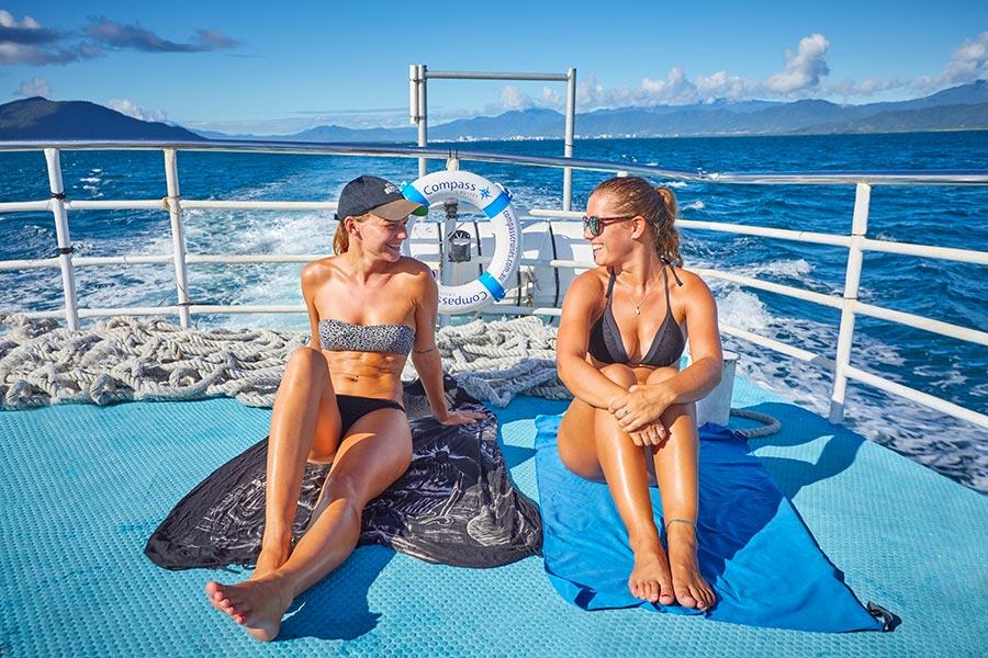 Grande Barrière Compass Cruises