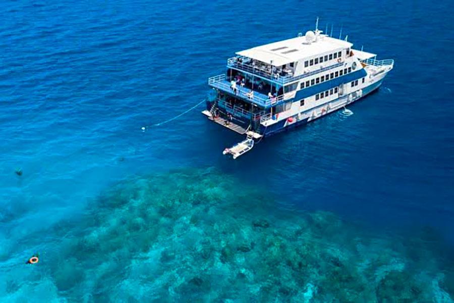 Plongee OceanQuest